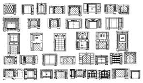 188 types of tv wall design cad drawings living room bedroom