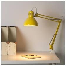 le de bureau jaune tertial le de bureau jaune ikea