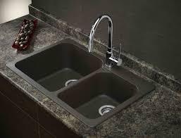 Faucet Kitchen Sink by Best 10 Black Kitchen Sinks Ideas On Pinterest Black Sink