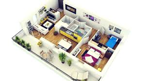 Contemporary House Designs And Floor Plans 3d House Floor Plan Building Hometropical Modern Designs Plans