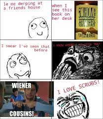First Meme Ever - one of my first rage comics i ever made hope i can improve meme