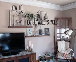 Decorating Ideas For Living Room Walls Popular Of Large Wall Decor For Living Room Best Ideas About