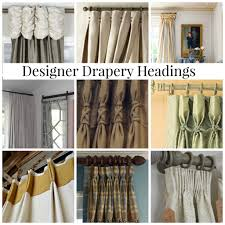Designer Drapes Curtains And Drapes Difference Decorate The House With Beautiful