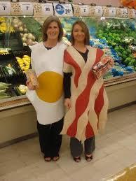 Bacon Egg Halloween Costume Bacon Eggs Buycostumes