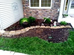 designing a flower garden layout garden mulch ideas home outdoor decoration