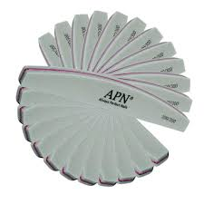 pack of 12 apn always perfect nails nail buffer 300 300 grit