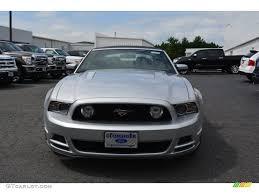 2014 Mustang Gt Convertible Black 2014 Ingot Silver Ford Mustang Gt Convertible 94951054 Photo 4