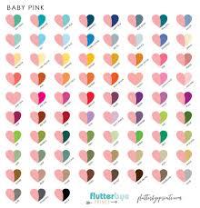 download color combination for baby pink slucasdesigns com