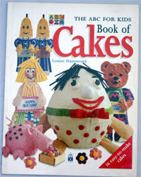 abc for kids book of cakes louise hammond used recipe book the
