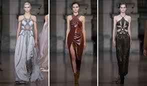chambre syndicale de haute couture 2016 haute couture yiqing yin s warrior chic blouin artinfo