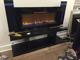 custom built in fireplace surround with mantel ikea hackers