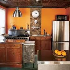 i painted my loft a burnt orange color like this i was a little