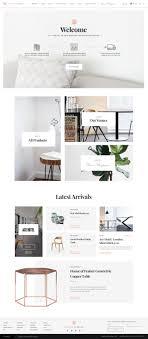 Chair Website Design Ideas Icon X Light Maison Flâneur Homepage Website Design