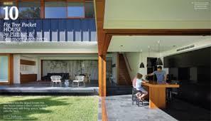 houses magazine shane plazibat architects featured in houses magazine