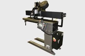 amet precision benchtop linear seam welder