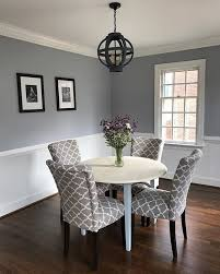Gray Dining Rooms Grey And White Dining Room Houzz Grey Dining Room Homesign