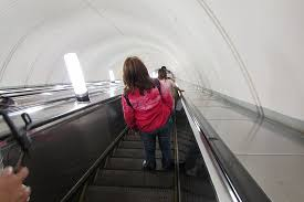 electric stairs picture of metro moscow tour day tours moscow