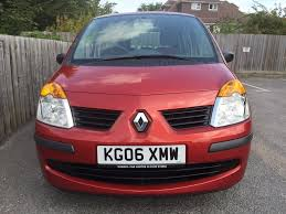 used red renault modus for sale rac cars