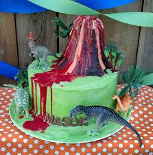 dinosaur cakes dinosaur cake a baker in