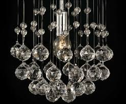 Diy Ball Chandelier Diy Crystal Chandelier Do It Your Self