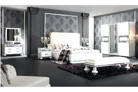 meuble chambre design meuble chambre blanc deco chambre design
