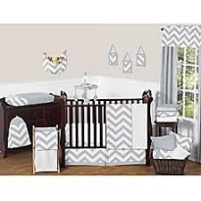 Crib Bedding Separates Crib Bedding Sets Geometric Buybuy Baby