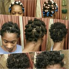 aleeping in petm rods second style perm rods with sisterlocks love them but never again