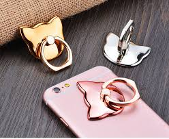 metal cat ring holder images 2018 metal universal cat pop socket original finger ring holder jpg