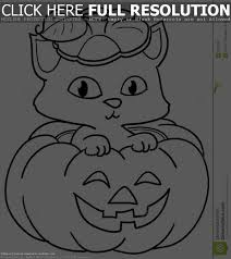 cute halloween coloring pages u2013 festival collections