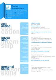 Best Designed Resumes by Resume Design U2014 Paper Darts
