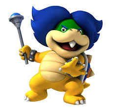 super mario bros characters named muscians roy orbison