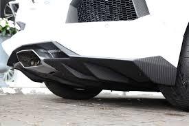 Lamborghini Aventador Exhaust - capristo lamborghini aventador carbon