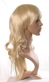 barrel curl hairpieces long blonde wig stunning long blonde wig buy online uk