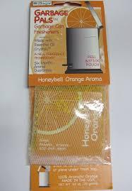 siege orange amazon com siege 3703 garbage pals garbage can fresheners