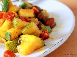 cuisiner des courgettes à la poele photo 2 de recette poêlée de courgettes et pommes de terres marmiton