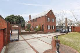 Four Car Garage by Prestigious U0027 Bay Ridge Mansion With Enormous Backyard Asks 3 3m