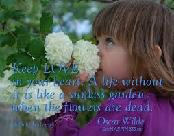 love and flowers quotes