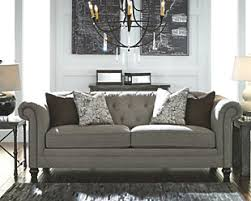 Nolana Charcoal Sofa by Ardenboro Loveseat Ashley Furniture Homestore