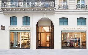 lexus boutique uk alexander mcqueen u0027s paris boutique wins design award pursuitist