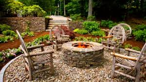 Stone Firepit by 100 Fire Pit Design Ideas 2017 Stone Steel And Wood Creative