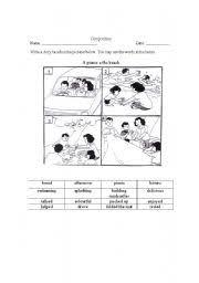 english teaching worksheets the picnic