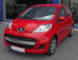 peugeot car models list file peugeot 107 facelift 20090603 front jpg wikimedia commons