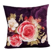 Home Decor Purple by Online Get Cheap Purple Decorative Pillows Aliexpress Com