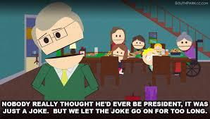 South Park Meme Episode - south park changes election episode after donald trump s win