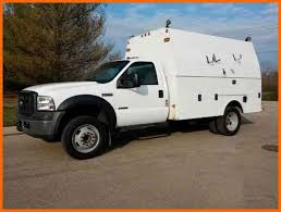 ford f550 utility truck for sale ford f550 enclosed service truck 2006 utility service trucks