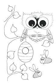 Free Owl Coloring Pages Owl Coloring Pages Free Owl Coloring Pages Coloring Pages Owl