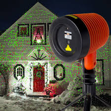 halloween light display projector stargazer laser light show projector remote indoor or outdoor