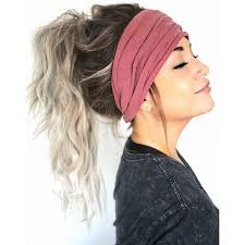hair headbands best 25 headband hair ideas on headband scarf