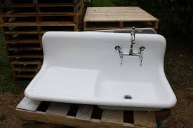antique farm sink faucets
