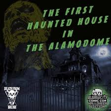 del taco halloween horror nights coupons alamo city comic con home facebook